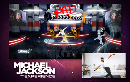 Trailer de Michael Jackson The Experience