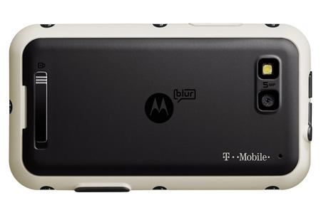 Motorola DEFY un Android todo terreno