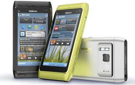 Nokia N8 sale a finales de septiembre