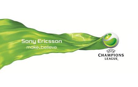 Sony Ericsson en la UEFA Champions League
