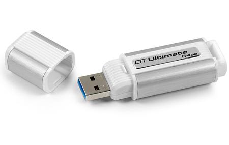 Kingston presenta su USB Ultimate 3.0