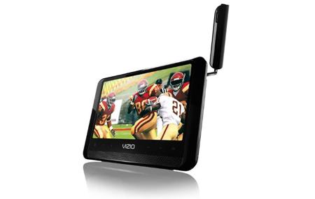 Televisión portátil con tecnología LED de VIZIO