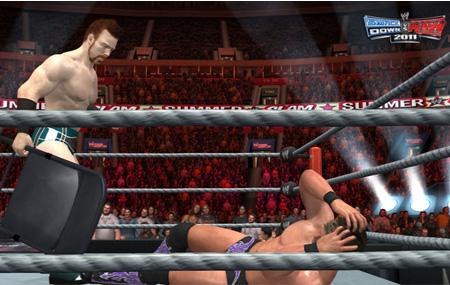 Roster de WWE SmackDown vs. Raw 2011
