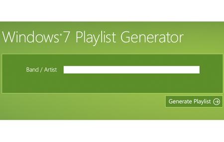 Microsoft crea lista de música gracias a Spotify