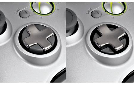 Nuevo diseño del control de Xbox 360