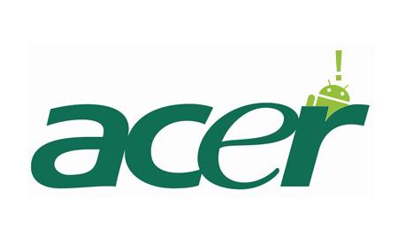 Acer prepara tableta con Android 3.0