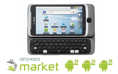 80 mil aplicaciones en Android Market