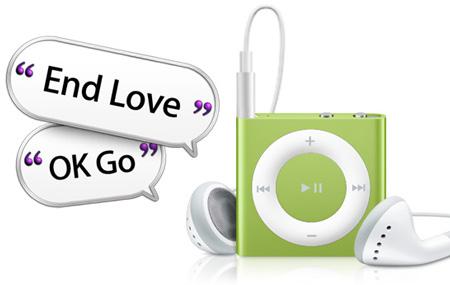 iPod shuffle, regresaron los botones