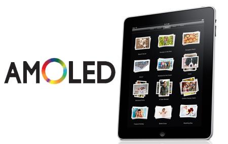 Apple utilizará pantallas AMOLED