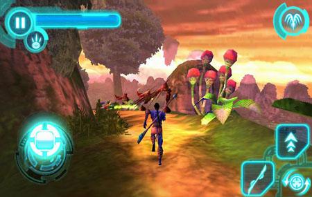 Juegos de Gameloft en HD para Android