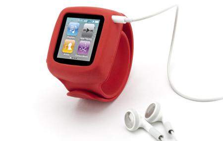 Pulseras Griffin para iPod nano