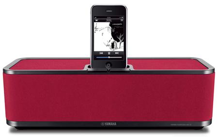 Yamaha PDX-31 el nuevo dock para iPod