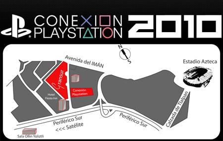 Conexión PlayStation 2010