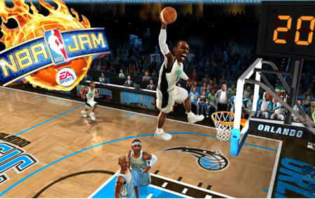 NBA JAM está de vuelta