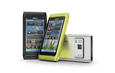 Lista la preventa del Nokia N8