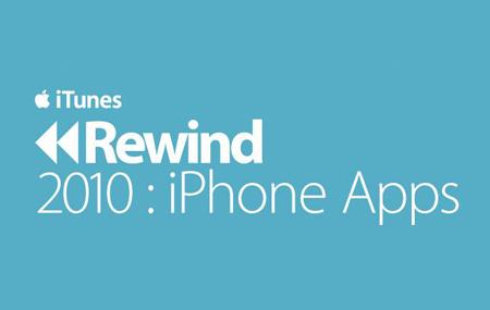 Las mejores apps del 2010