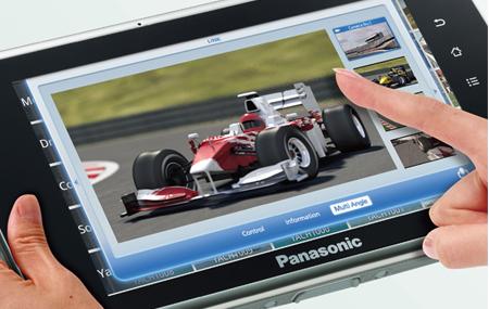 Nueva VIERA Tablet