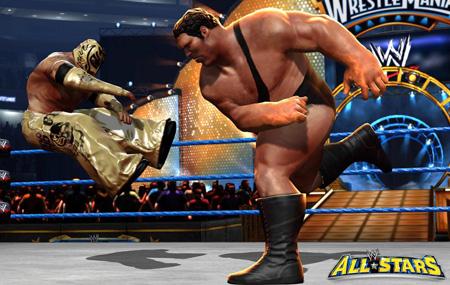 Demo de WWE All Stars