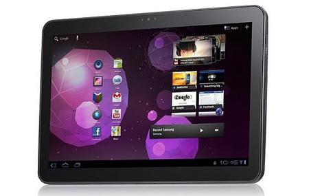 Nueva Samsung Galaxy Tab 10.1