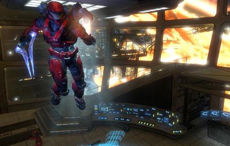 Halo: Reach Defiant Map Pack ya disponible
