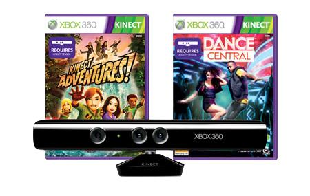 Kinect vende más de 10 millones de unidades