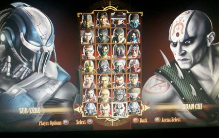 MK-Characters