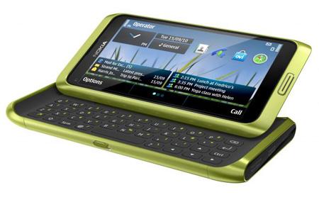 En abril llegará el nuevo Nokia E7