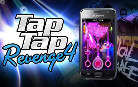 Tap Tap Revenge 4 llega a Android