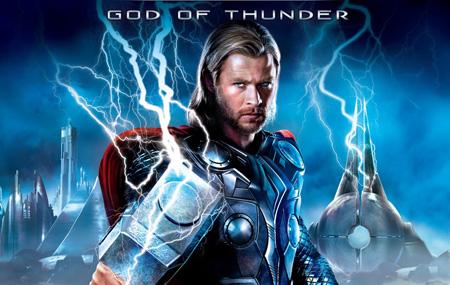 Videojuegos de Capitán América y Thor en 3D