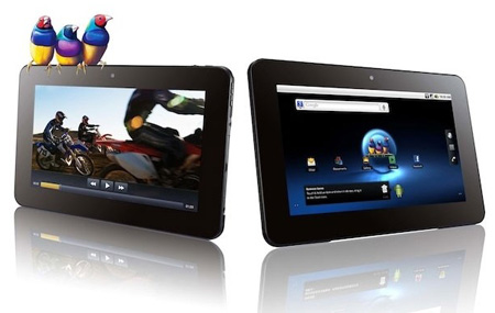 ViewPad 10 con Windows y Android