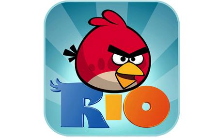 10 millones de Angry Birds: Rio en 10 días