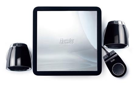Hercules XPS 101 dan vida a tu estudio