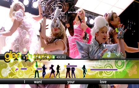 Disponible Karaoke Revolution Glee: Volume 2
