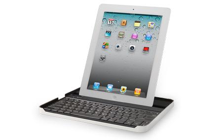 Teclado y protector Logitech para iPad 2
