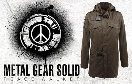 Ropa de Metal Gear Solid: Peace Walker