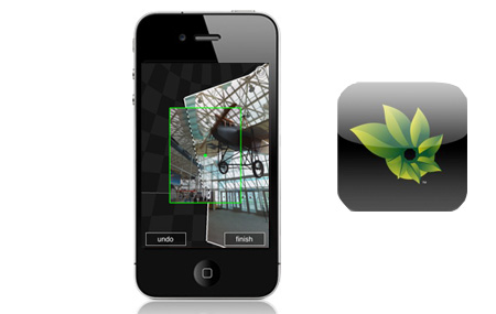 Photosynth para iPhone o iPad 2