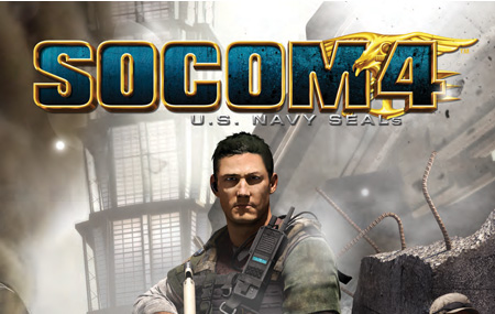 SOCOM 4 U.S. Navy Seals listo en México