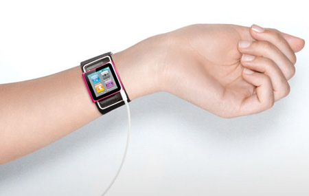 El reloj perfecto: iPod nano + Belkin WristFit