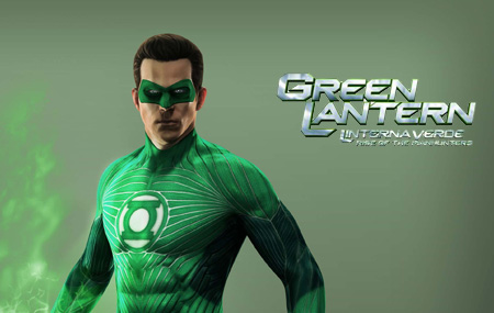 Video: Green Lantern: Rise of the Manhunters