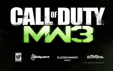 Trailer de Call of Duty: Modern Warfare 3
