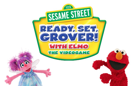Sesame Street: Ready, Set, Grover! With Elmo