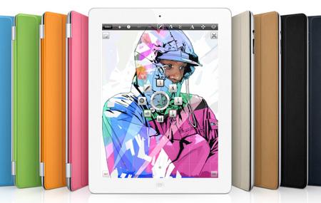 SketchBook Pro se actualiza para iPad 2