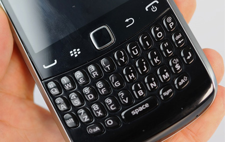 Video de BlackBerry Apollo