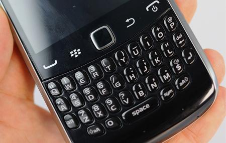 Video de BlackBerry Apollo