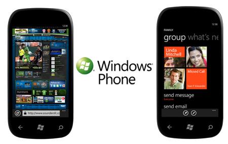 Microsoft presenta Windows Phone Mango