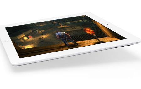 BackStab llegará a iPad