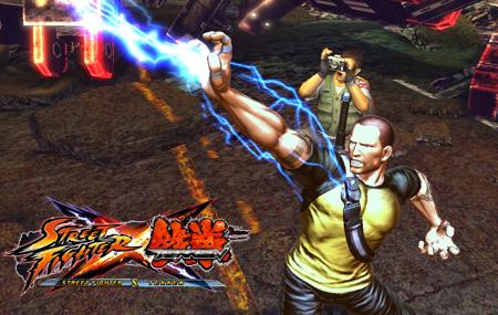 [E3] Cole de InFAMOUS en Street Fighter X Tekken
