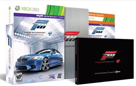 Edición Limitada de Forza Motorsport 4