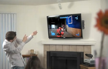 Halo: Combat Evolved compatible con Kinect