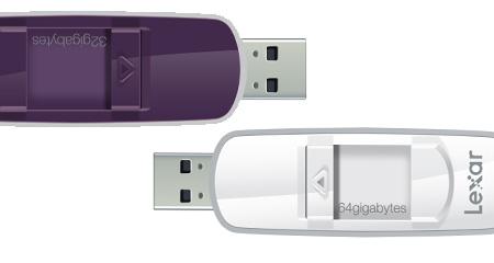 JumpDrive S70 con protección por password